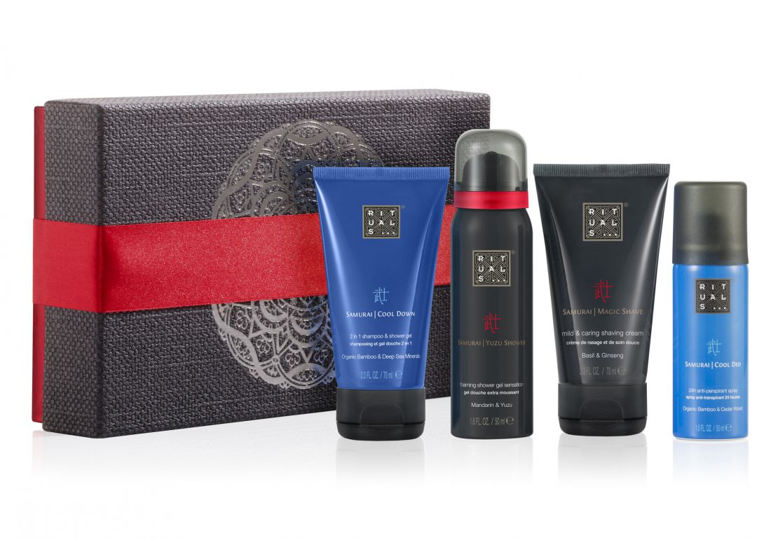 Rituals Samurai Treat met baddoek