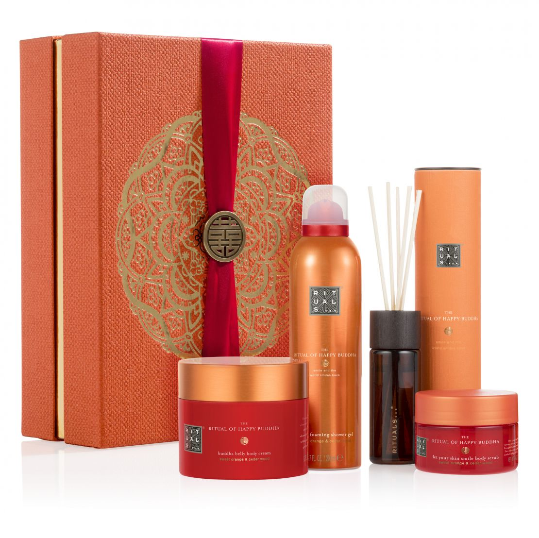 Rituals Happy Buddha Collection
