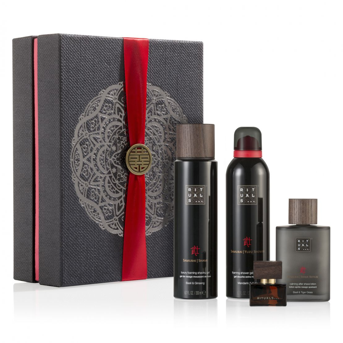 Rituals Samurai Collection