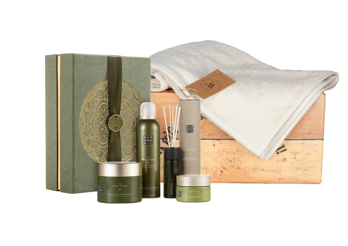 Rituals Dao Collection met baddoek
