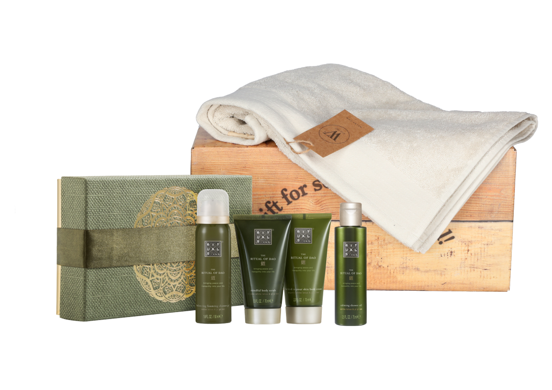 Rituals Dao Treat met baddoek