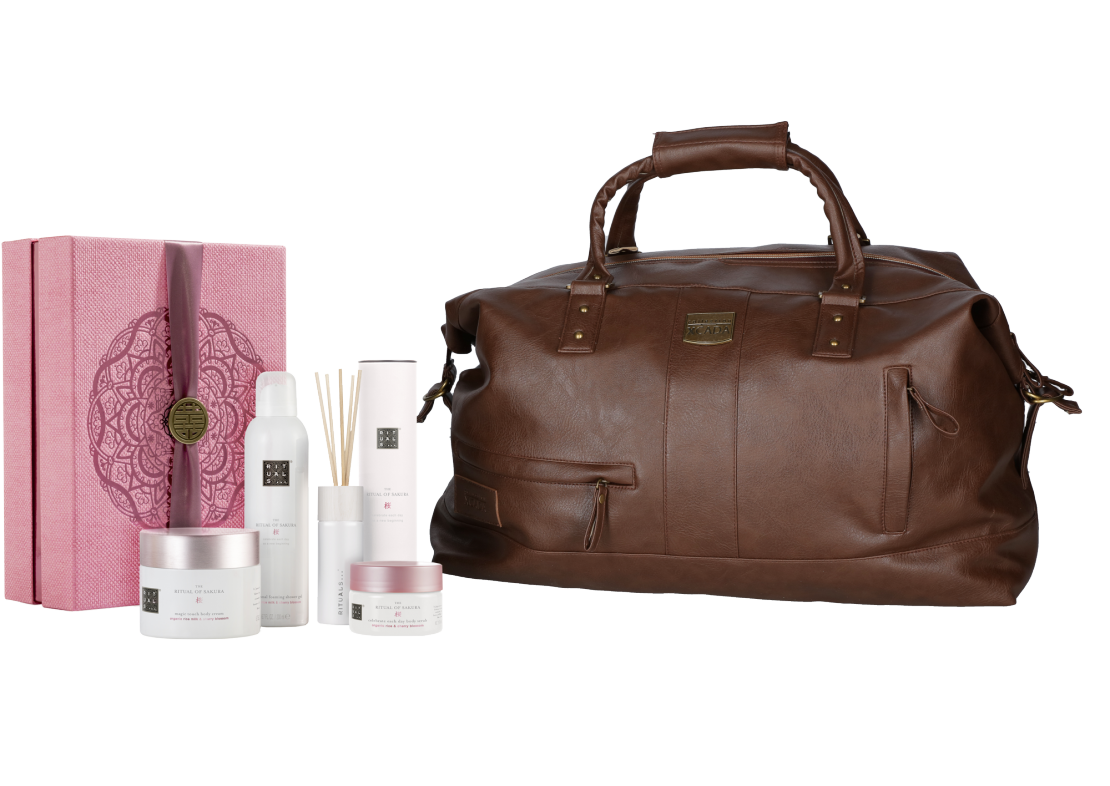 Rituals Sakura Collection met reistas