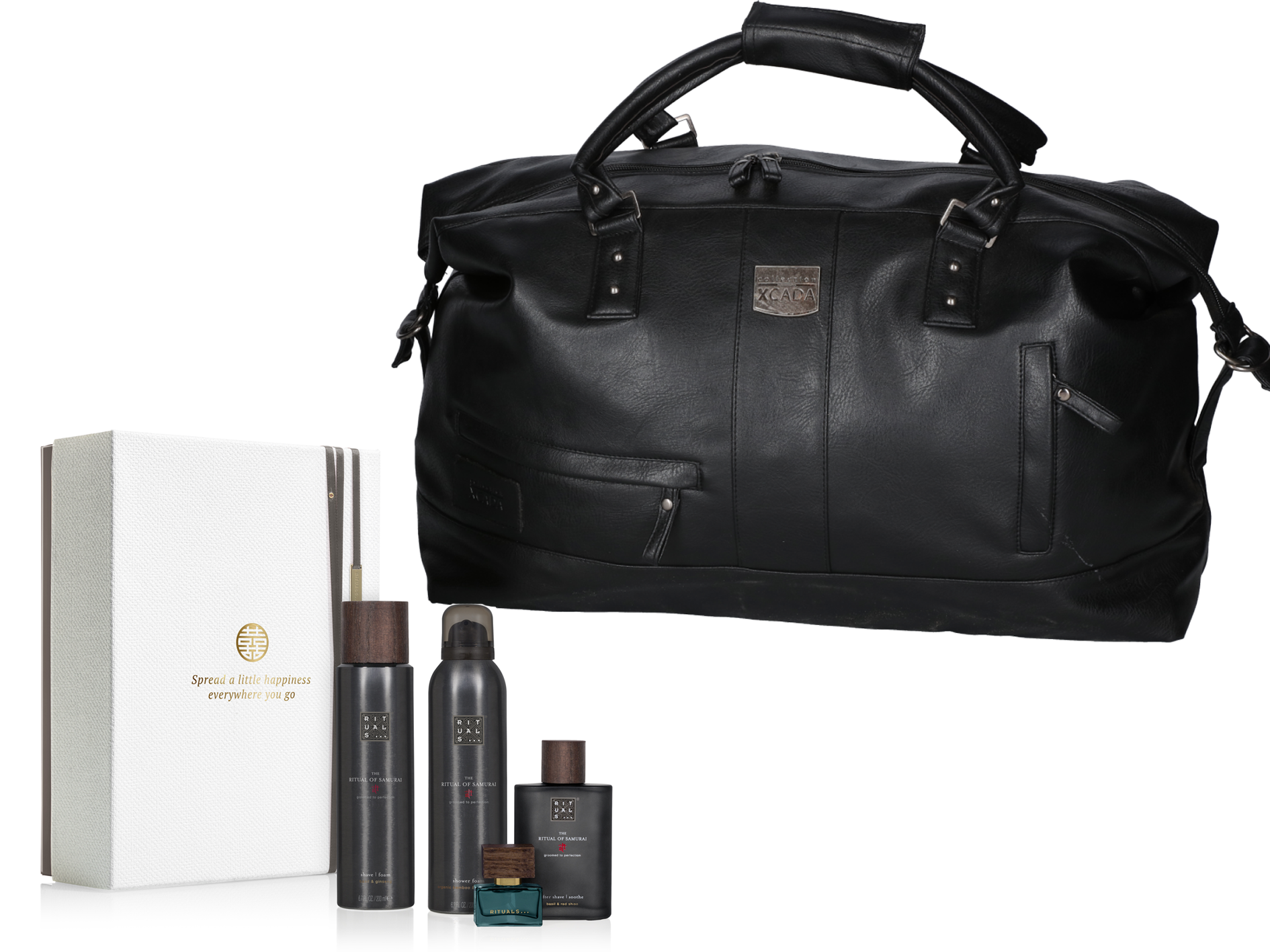Rituals Samurai Collection met luxe reistas