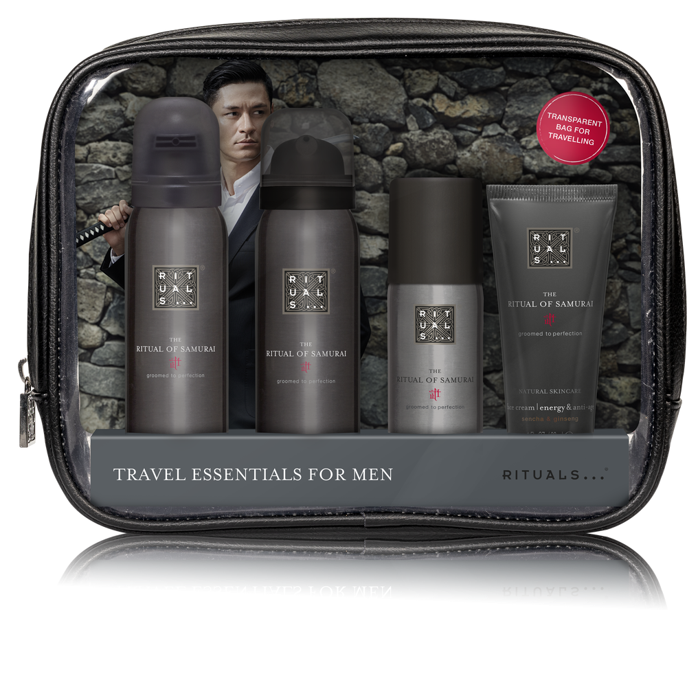 Rituals Samurai Travel Essentials Set